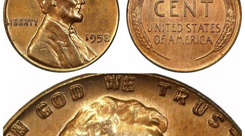 1995 double die obverse lincoln cent variety errors publicscrutiny Images