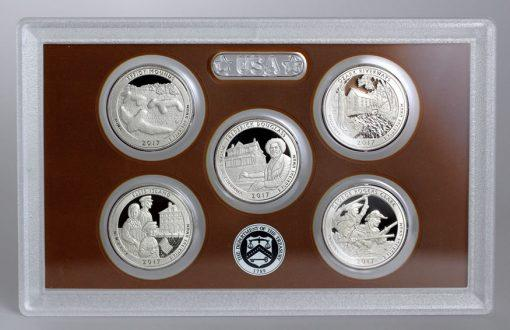 us proof set