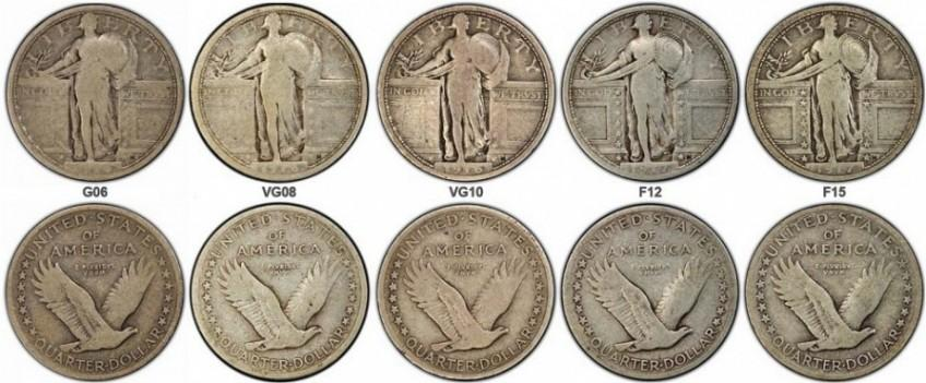 coin grading scale
