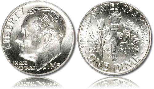 Which Dimes Are Silver Dime Hunting