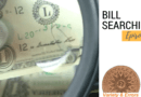 Bill Searching for Rare $1 Bank Notes