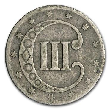 3 cent silver values