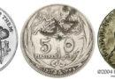 Lawrence Of Arabia coin -trio-horiz