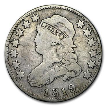 Bust Quarter Values