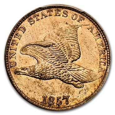 flying eagle penny values