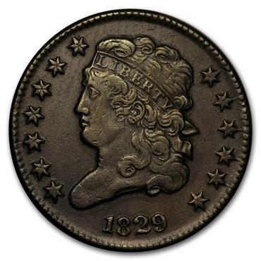 Half Cent Values