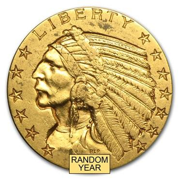 indian $5 gold coin values