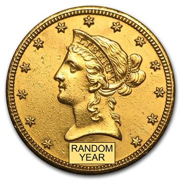 liberty $10 gold coin