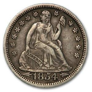 liberty seated dime values