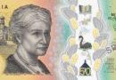 new fifty dollar australia bank note