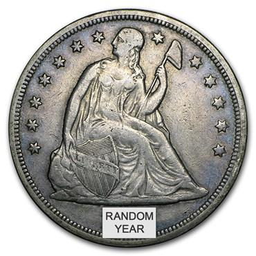 Seated Liberty Dollar Values