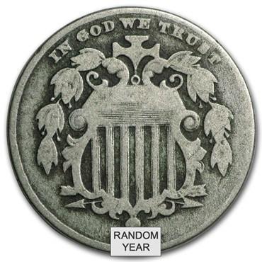 shield nickel values