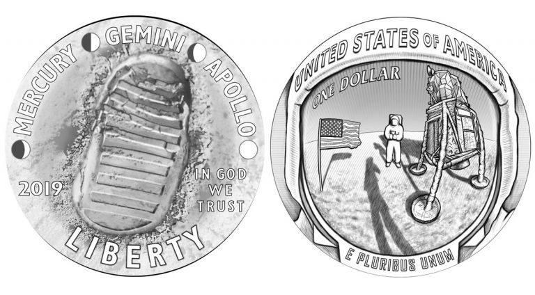 2019-Apollo-11-50th-Anniversary-Commemorative-Coin-Designs-768x424