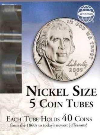 Ebay Nickel Coin Tube for Sale