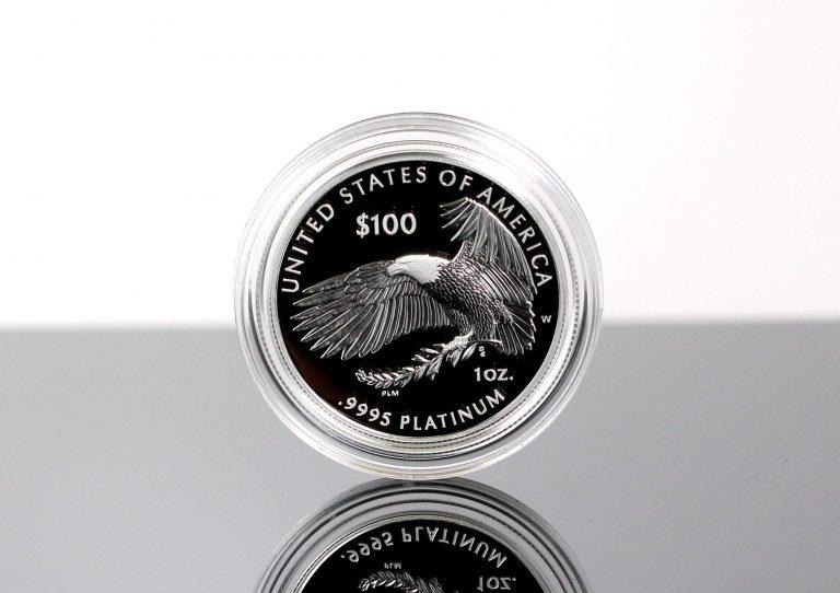 New Proof Platinum American Eagle Coin Design Concepts Released 2