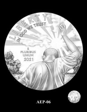 New Proof Platinum American Eagle Coin Design Concepts Released 8