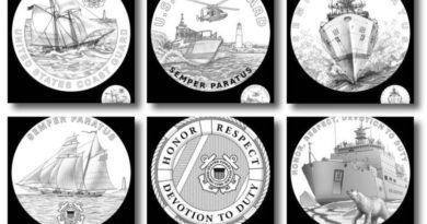 coast guard coins