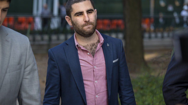 shrem steals bitcoin prison court fliling