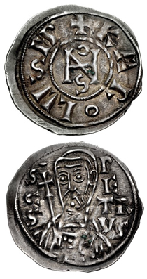 pope joan coin