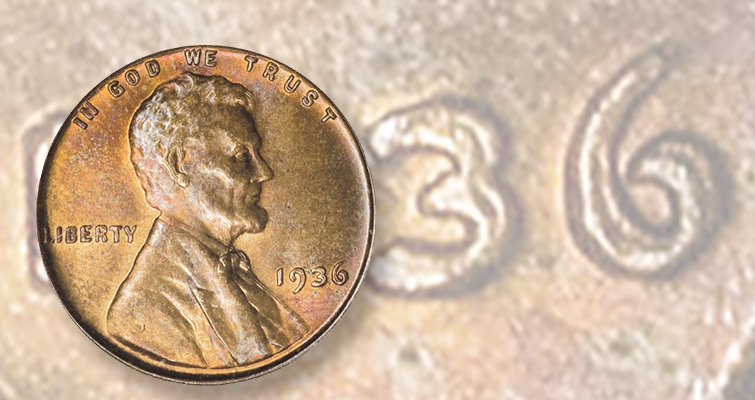 1936 lincoln doubled die