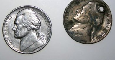 post mint damage post strike damage coin value