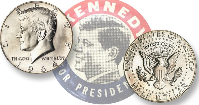 Why the Specimen 1964 Kennedy half dollar could be series' most valuable
