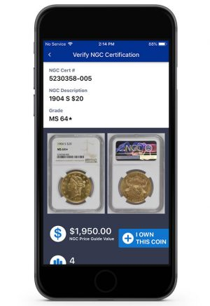 ngc numismatic coin grading pcgs mobile app with ngc registry