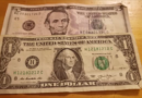 print shift error banknote bill searching for rare bills in your pocket change