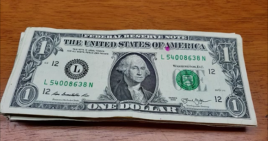 Date Notes Found! Bill Searching for Rare Paper Currency