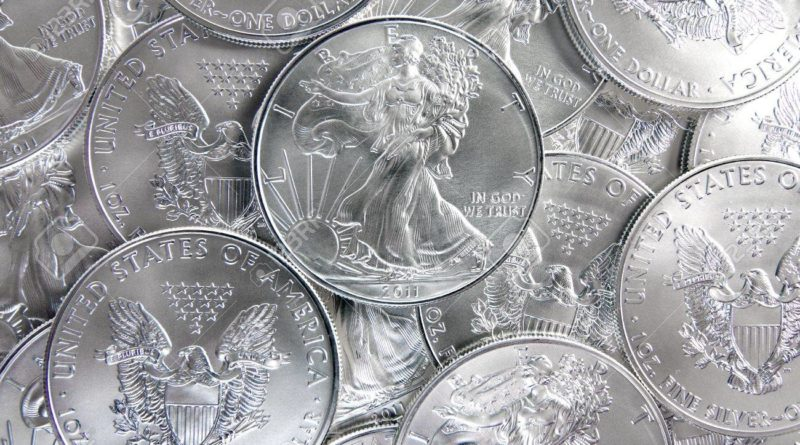 silver eagle coins worth a ton of money
