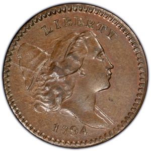 liberty cap half cent
