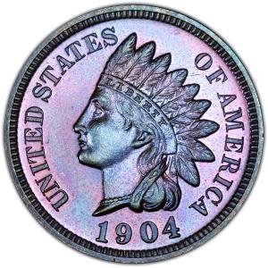 Indian Cent error coins worth good money