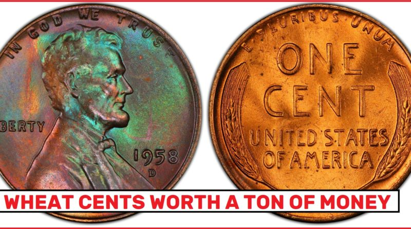Lincoln Wheat Cent Values 1909 s vdb 1914 1936 Pennies Worth a ton of Money