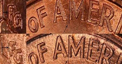 wide-am-vs-close-am-lincoln-memorial-cent error coins
