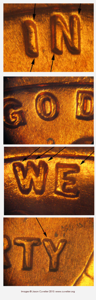 1951 lincoln doubled die obverse