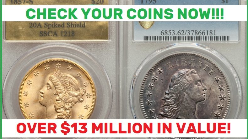 coins worth a ton of money rare coins rare money varietyerrors coin opp youtube coin channels coinnews