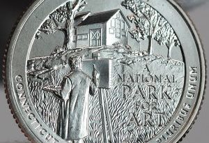 2020-Weir-Farm-National-Historic-Site-Quarter prices coin price guide 2020