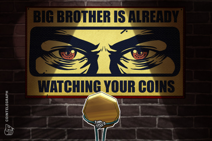 coin news 2020 Big Brother Is Already Watching Your Coins