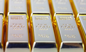 Nine-Gold-Bullion-Bars gold price 2020