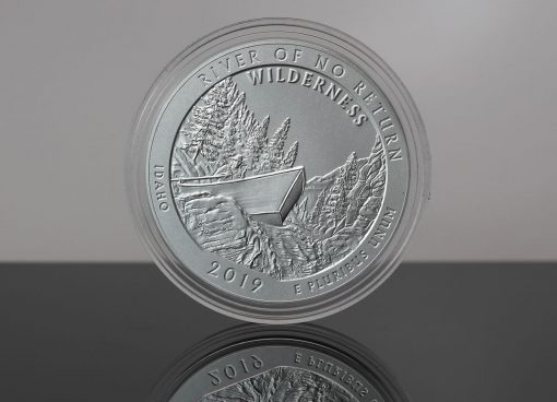 2019-P-US Mint Coin Sales Frank-Church-River-of-No-Return-Wilderness-Five-Ounce-Silver-Uncirculated-Coin-510x368
