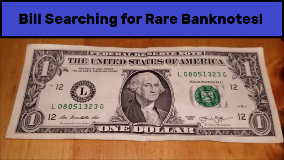 Real Profits from the Money in Your Pocketbirthday note bill searching coins variety and error coin price guide