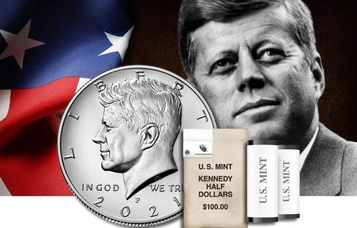 rare kennedy half dollars
